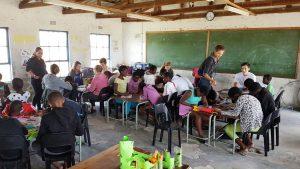 school in sodwana bay